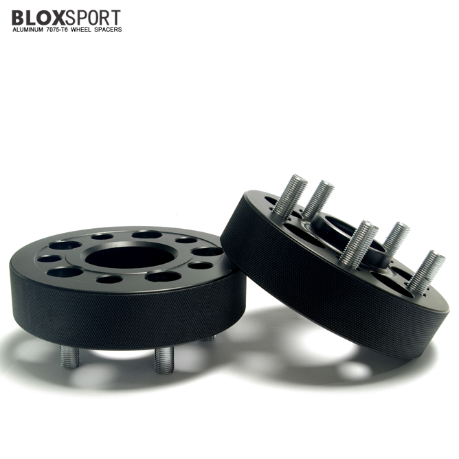 BLOX 30mm Forged AL 7075-T6 Wheel Spacers-SUBARU Outback (97-12)