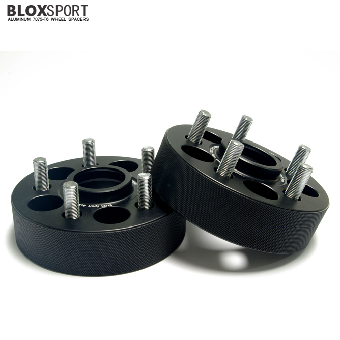 BLOX 35mm Forged Aluminium 7075-T6 Wheel Spacers - SUBARU Legacy
