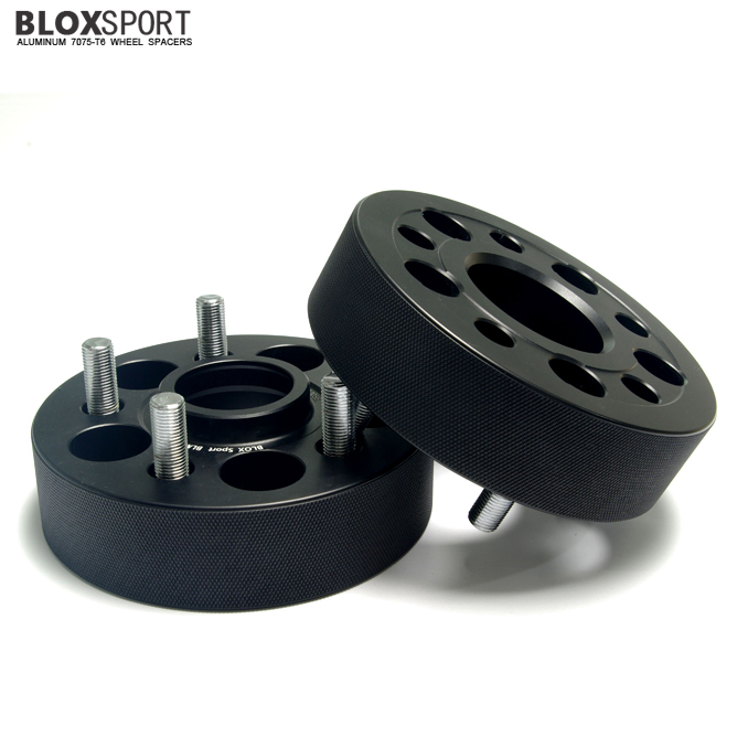 BLOX 35mm Forged AL 7075-T6 Wheel Spacers-SUBARU Outback (97-12)