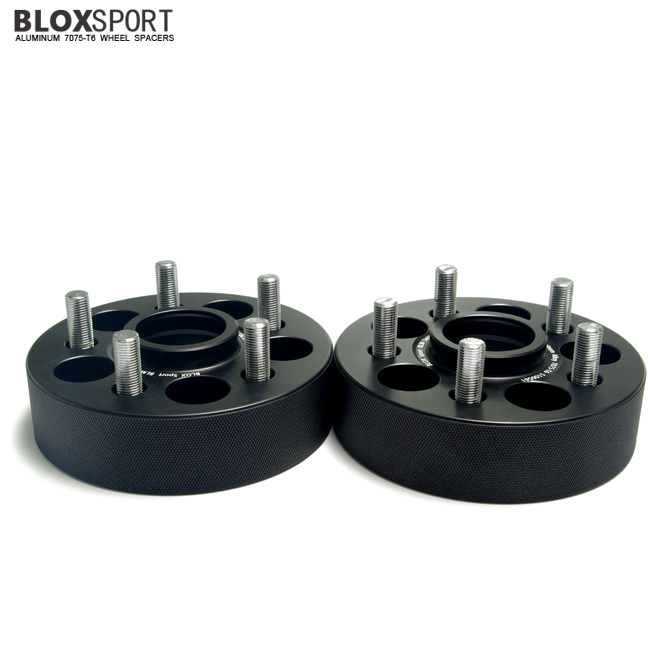 BLOX 35mm Forged AL7075T6 Wheel Spacers-SUBARU Impreza WRX 02-14