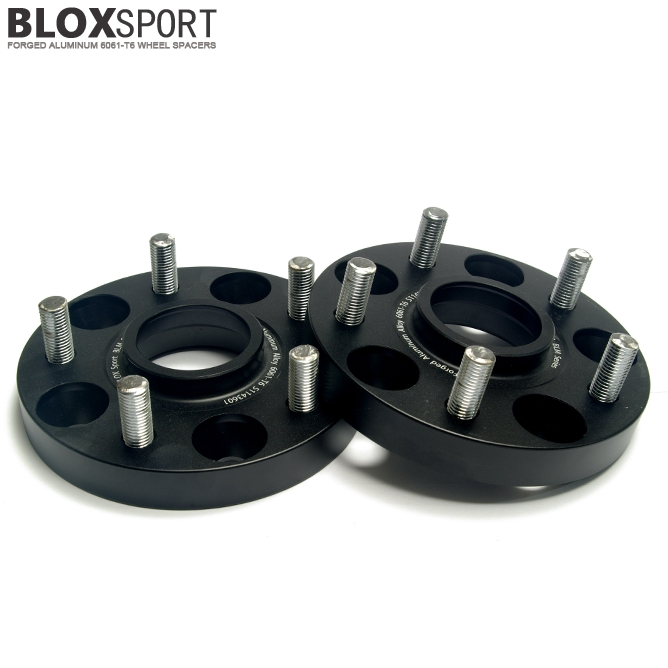 BLOXSPORT 5x114.3 60.1 Forged 6061T6 Hub Centric Wheel Spacers
