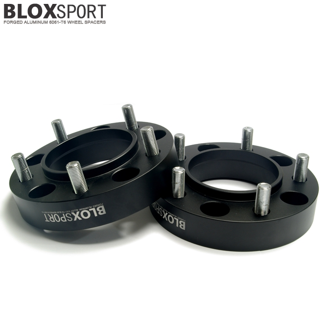 BLOXSPORT 5x150 CB:110mm Forged 6061T6 Hub Centric Wheel Spacers