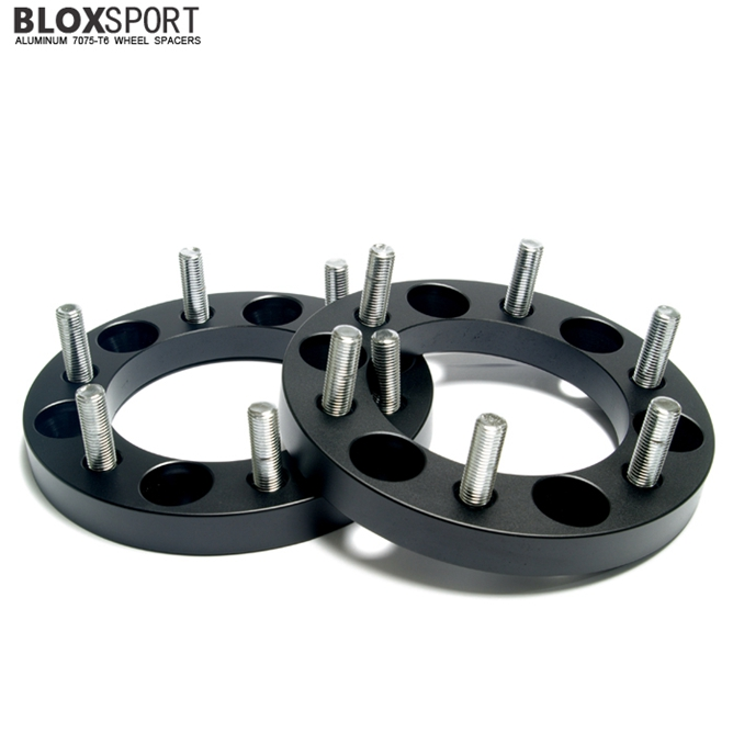 BLOX 20mm Forged Aluminum 7075T6 Wheel Spacer-NISSAN Patrol Y61