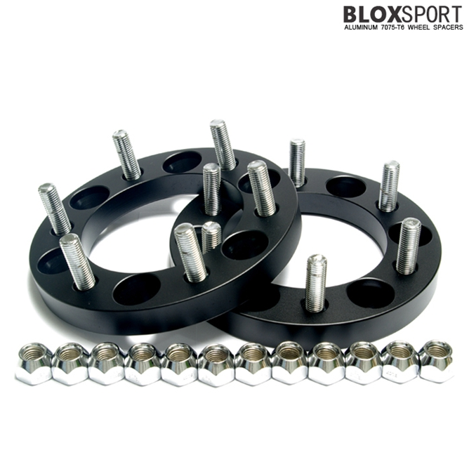 BLOX 20mm 7075T6 Wheel Spacer-Mitsubishi Pajero v60 63 v73 75 78