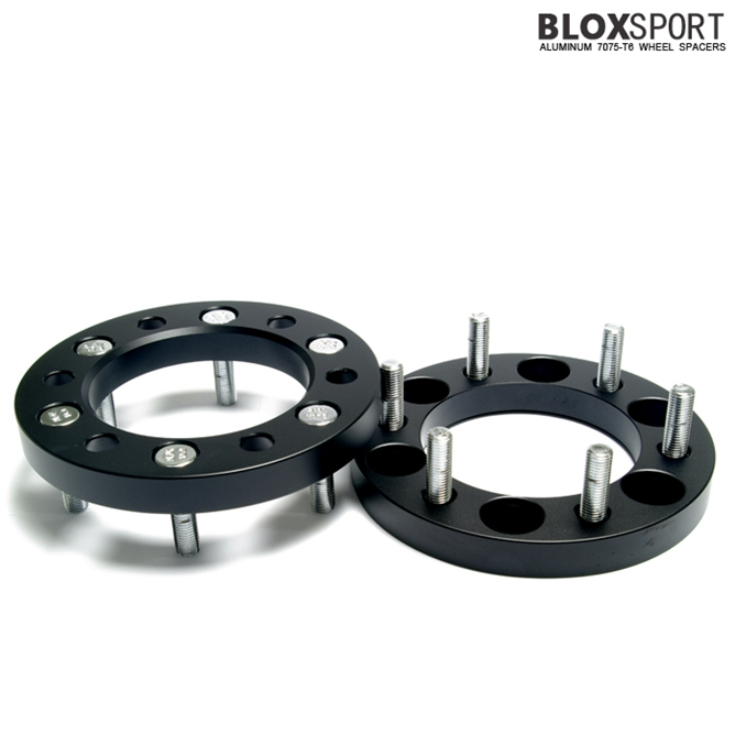 BLOX 20mm Forged Aluminum 7075T6 Wheel Spacer - Hyundai Galloper