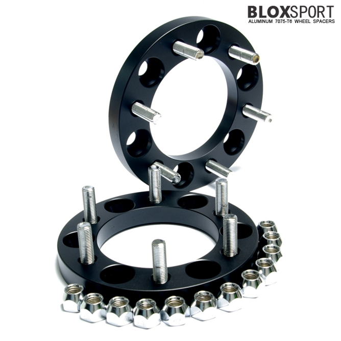 BLOX 20mm Aluminum 7075T6 Wheel Spacer-Mitsubishi Pajero V24 V25