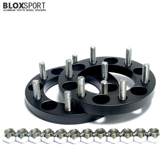 BLOX 20mm 7075T6 Wheel Spacer-Mitsubishi Pajero V31 32 33 34 36