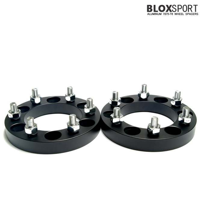 BLOX 25mm AL7075T6 Wheel Spacer-NISSAN Frontier NP300 Pickup D22