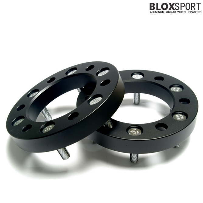 BLOX 25mm Aluminum 7075T6 Wheel Spacer - TOYOTA Land Cruiser J70