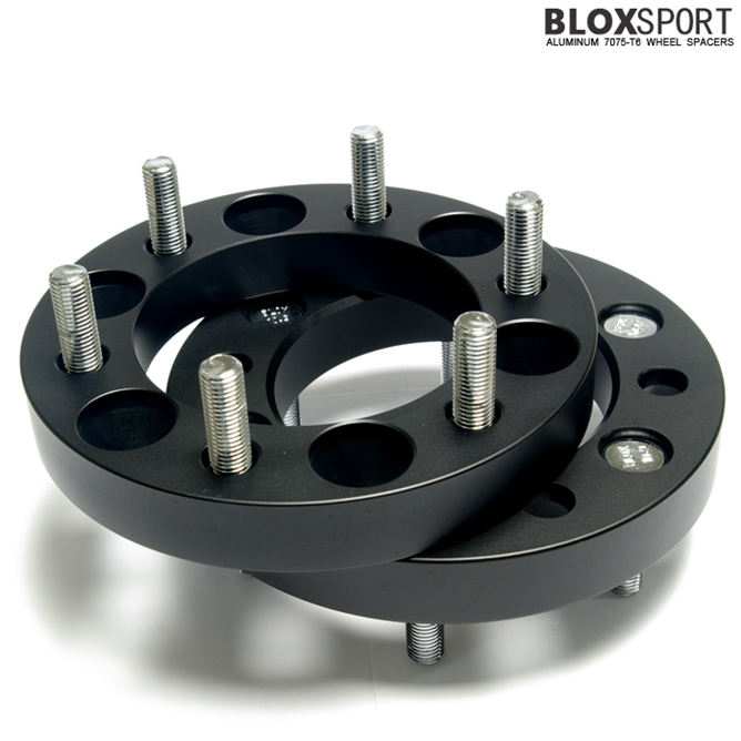 BLOX 25mm Forged Aluminum 7075T6 Wheel Spacer - Hyundai Galloper