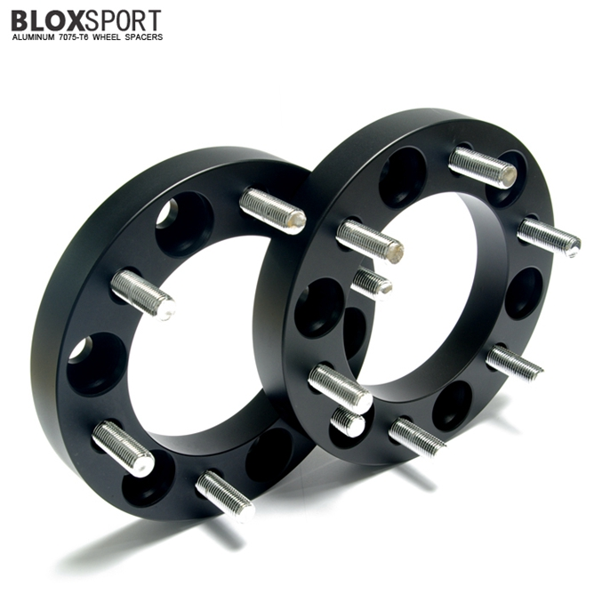 BLOX 25mm Forged Aluminum 7075T6 Wheel Spacer for Opel Frontera