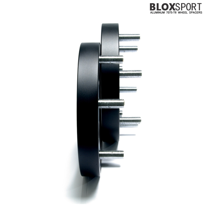 BLOX 25mm Forged Aluminum 7075T6 Wheel Spacer for Opel Monterey