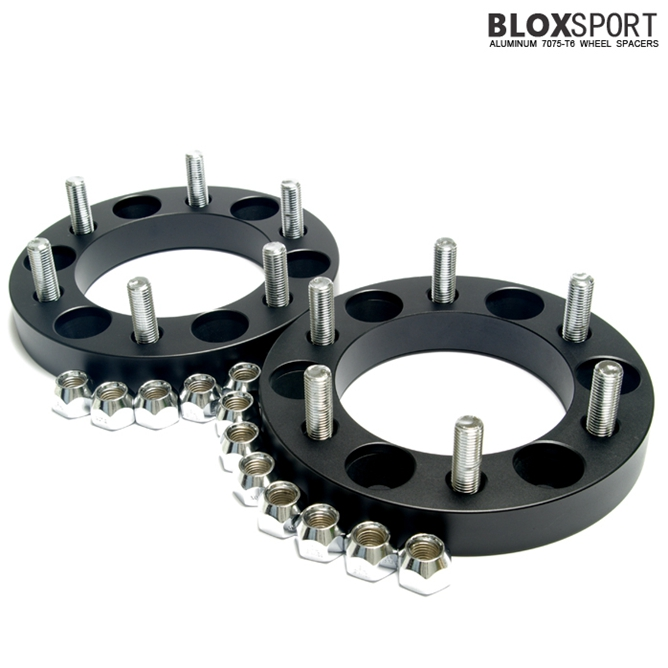 BLOX 25mm AL7075T6 Wheel Spacer-Mitsubishi Pajero v43 v44 v45 46