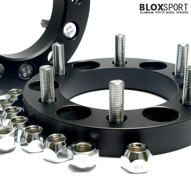 BLOX 25mm 7075T6 Wheel Spacer-Mitsubishi Pajero V31 32 33 34 36