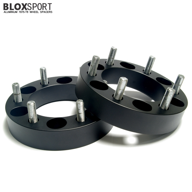 BLOX 30mm Forged Aluminum 7075T6 Wheel Spacer-NISSAN Patrol Y60