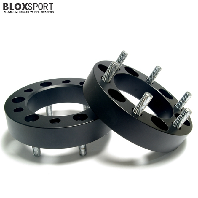 BLOX 30mm Forged Aluminum 7075T6 Wheel Spacer-NISSAN Patrol Y61