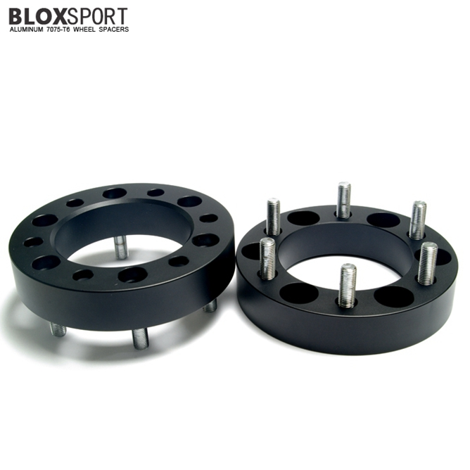 BLOX 35mm Aluminum 7075T6 Wheel Spacer - TOYOTA Land Cruiser J80