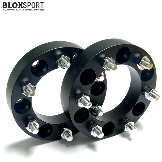 BLOX 35mm Forged Aluminum 7075T6 Wheel Spacer for Opel Monterey