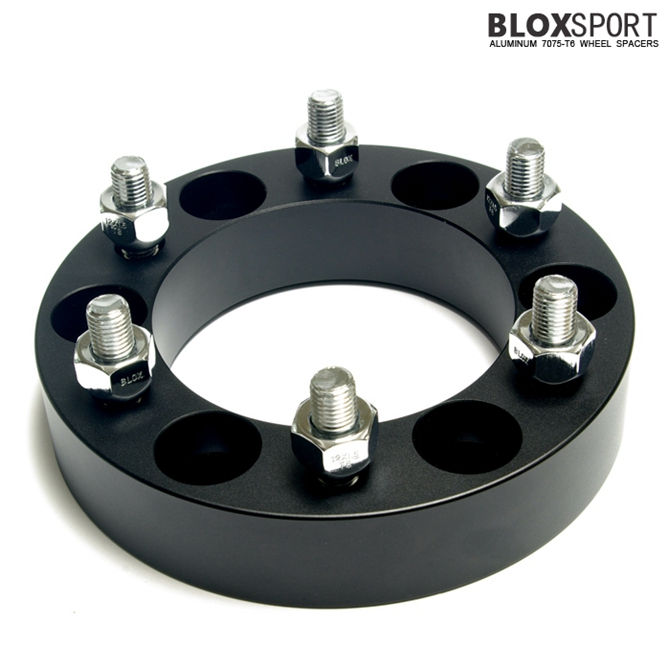 BLOX 35mm Forged Aluminum 7075T6 Wheel Spacer-Ssang Yong Korando