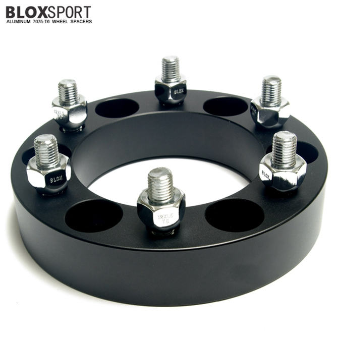 BLOX 35mm Forged AL7075T6 Wheel Spacer-Ssang Yong Musso (Sport)