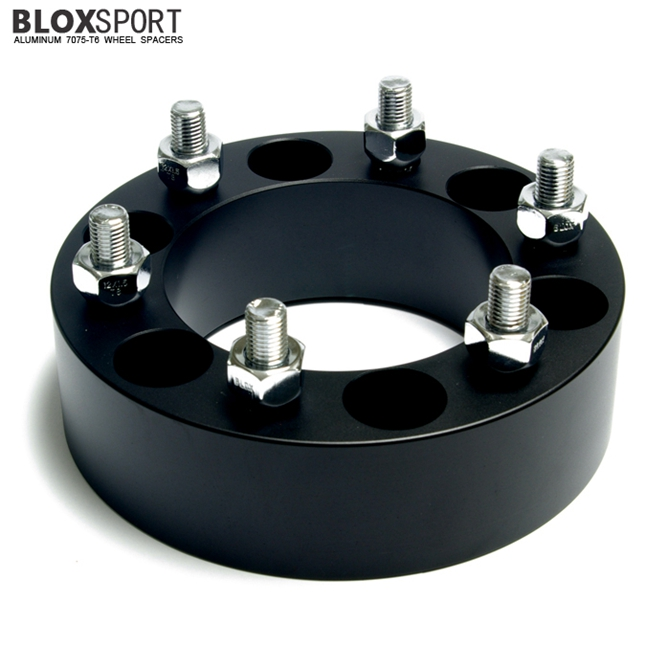 BLOX 50mm AL 7075T6 Wheel Spacer - Mitsubishi L200 Triton Hunter