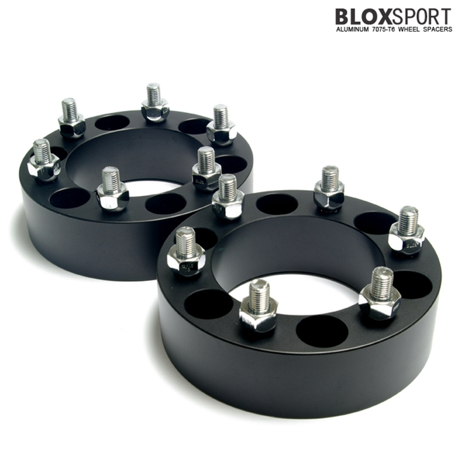 BLOX 50mm Aluminum 7075T6 Wheel Spacer for TOYOTA HILUX Pickup