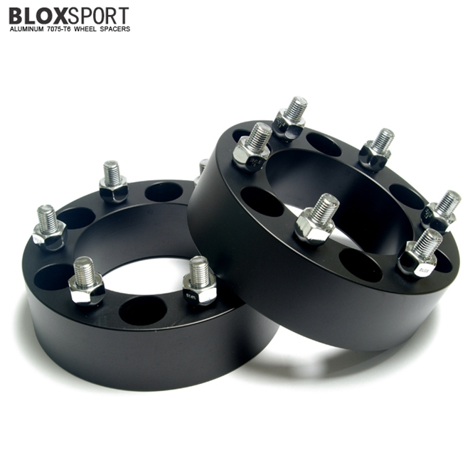 BLOX 50mm AL7075T6 Wheel Spacer-NISSAN Frontier NP300 Pickup D22