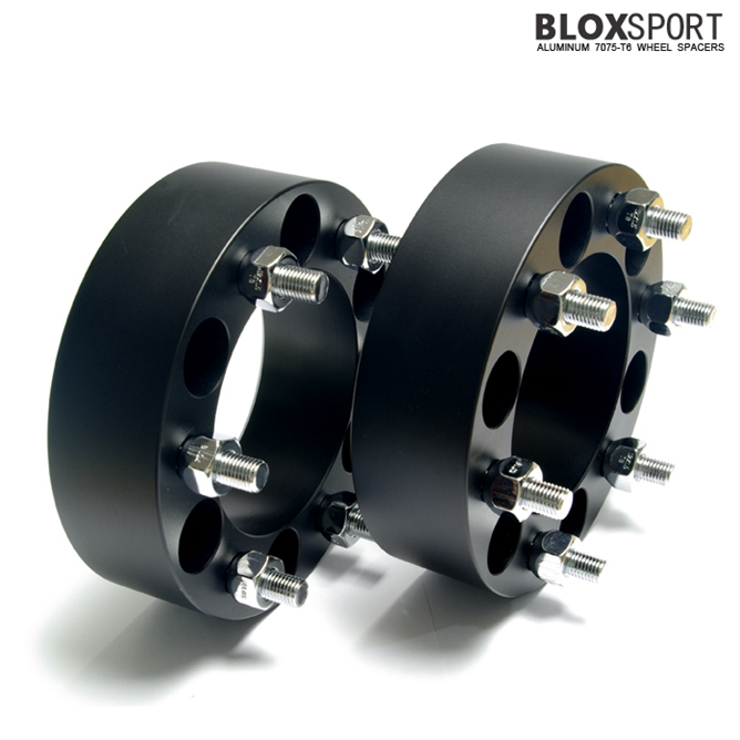 BLOX 50mm Forged Aluminum 7075T6 Wheel Spacer-NISSAN Patrol Y60