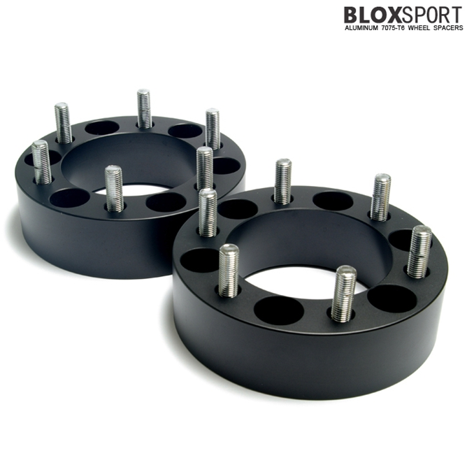 BLOX 50mm Aluminum 7075T6 Wheel Spacer - TOYOTA Land Cruiser J80