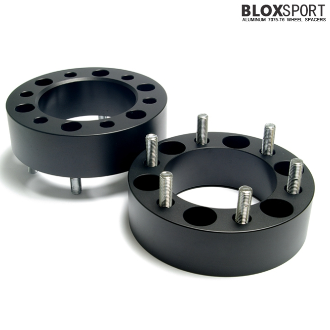 BLOX 50mm Forged Aluminum 7075T6 Wheel Spacer - Hyundai Galloper