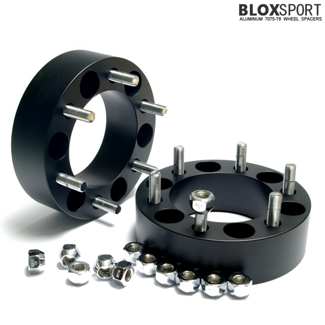 BLOX 50mm Forged Aluminum 7075T6 Wheel Spacer for Opel Monterey