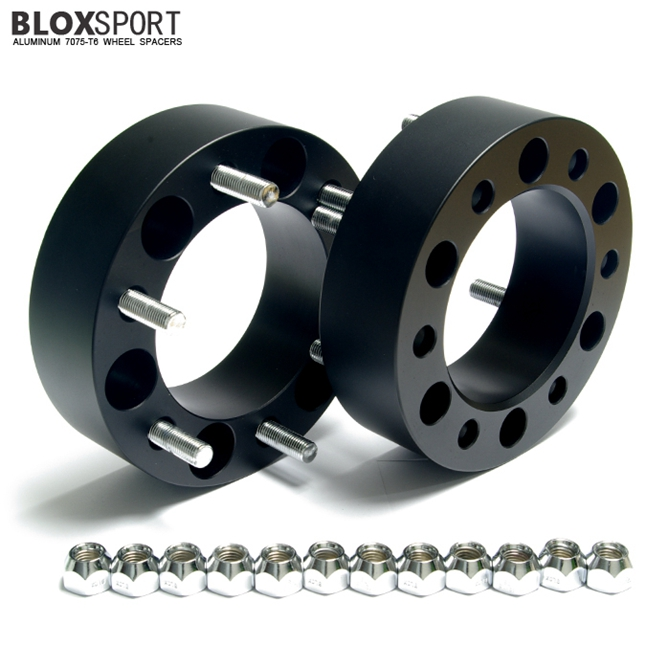 BLOX 50mm 7075T6 Wheel Spacer-Mitsubishi Pajero V31 32 33 34 36