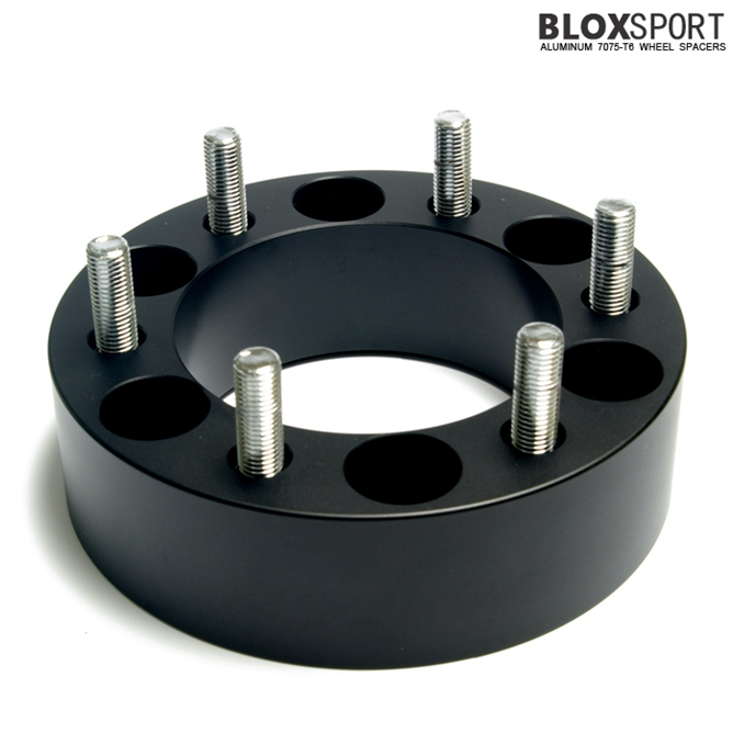 BLOX 50mm AL7075T6 Wheel Spacer-Mitsubishi Pajero v43 v44 v45 46