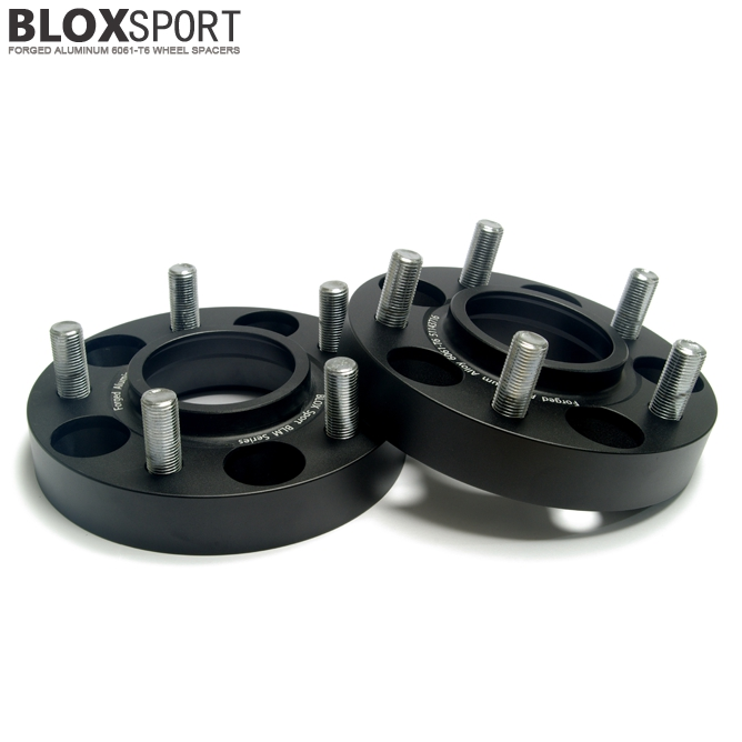 BLOXSPORT 5x114.3 71.6 Forged 6061T6 Hub Centric Wheel Spacers