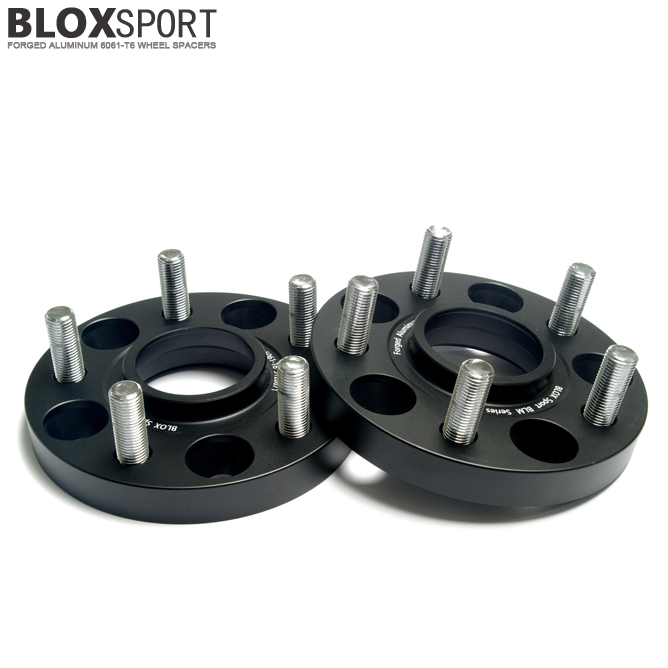 BLOXSPORT 5x120 67.1 Forged 6061T6 Hub Centric Wheel Spacers