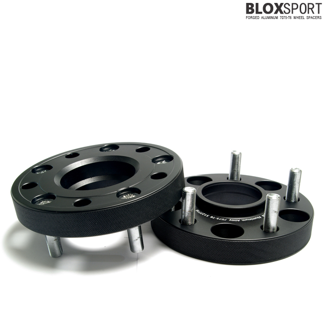 BLOXSPORT 25mm Forged AL7075-T6 Wheel Spacers-Grand Cherokee WK2