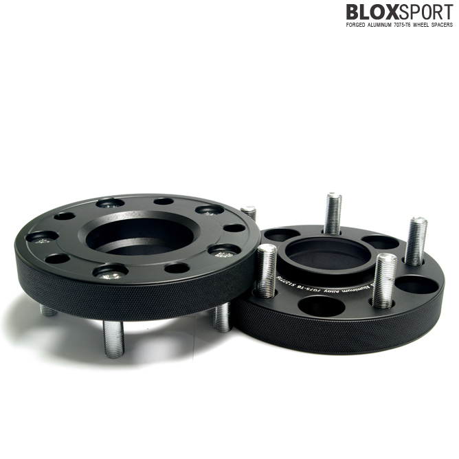 BLOXSPORT 25mm Forged AL7075-T6 Wheel Spacers-Grand Cherokee WK