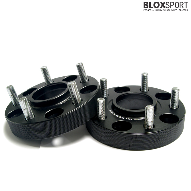 BLOXSPORT 30mm Forged AL7075-T6 Wheel Spacers - JEEP Wrangler JK