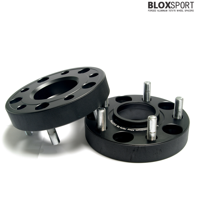 BLOXSPORT 30mm Forged AL7075-T6 Wheel Spacers-Grand Cherokee WK2