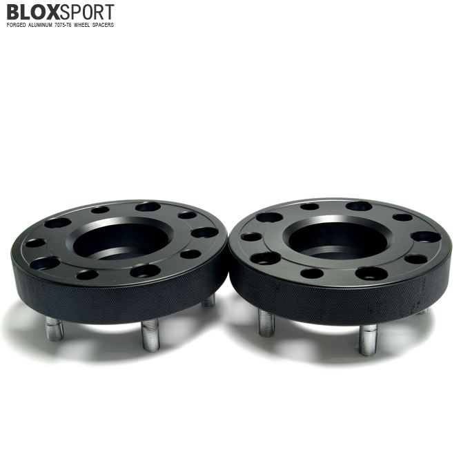 BLOXSPORT 30mm Forged AL7075-T6 Wheel Spacers-Grand Cherokee WK