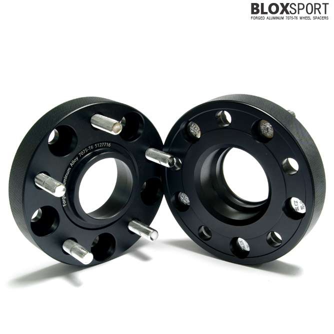 BLOXSPORT 30mm Forged AL7075-T6 Wheel Spacers for JEEP Commander