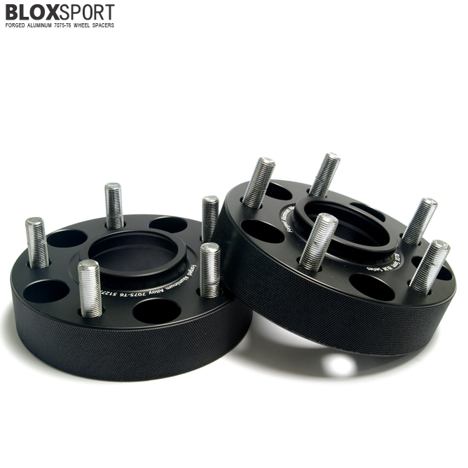 "BLOXSPORT 1.5"" Forged AL7075-T6 Wheel Spacers - JEEP Wrangler JK"