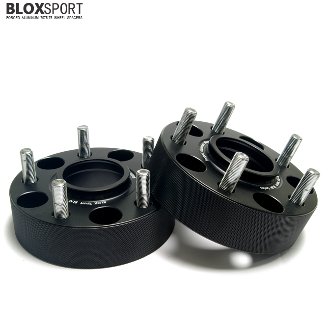 "BLOXSPORT 1.75"" Forged AL7075T6 Wheel Spacers - JEEP Wrangler JK"