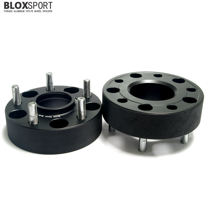 "BLOXSPORT 1.75"" Forged AL7075T6 Wheel Spacers-Grand Cherokee WK"