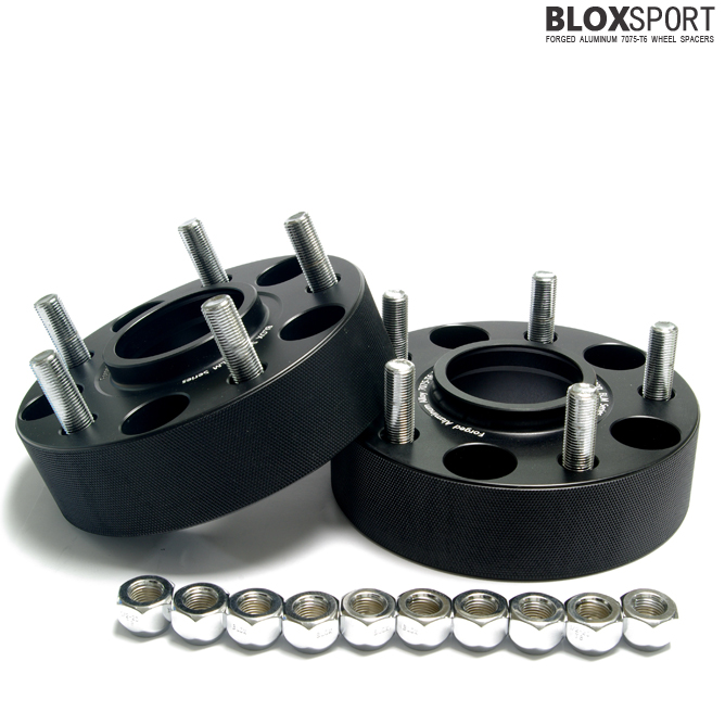 "BLOXSPORT 1.75"" Forged AL7075T6 Wheel Spacers for JEEP Commander"