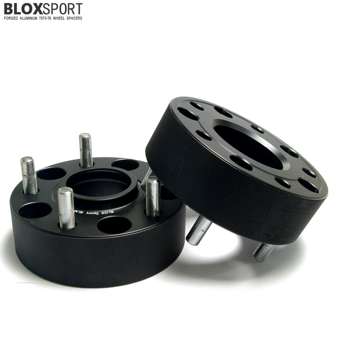 "BLOXSPORT 2"" 50.8mm AL7075-T6 Wheel Spacers - Grand Cherokee WK2"