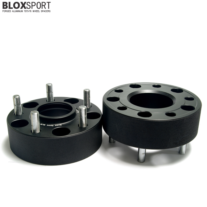 "BLOXSPORT 2"" 50.8mm AL7075-T6 Wheel Spacers - Grand Cherokee WK"