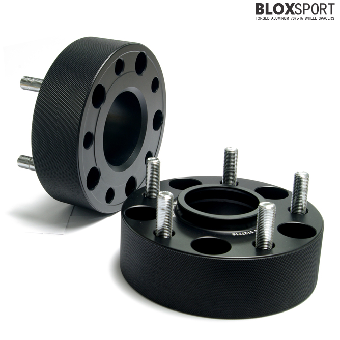 "BLOXSPORT 2"" 50.8mm AL7075-T6 Wheel Spacers for JEEP Commander"