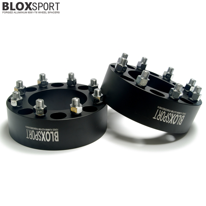 BLOXSPORT 8x165 CB:171 Forged 6061T6 Wheel Spacers (H2,GMC)
