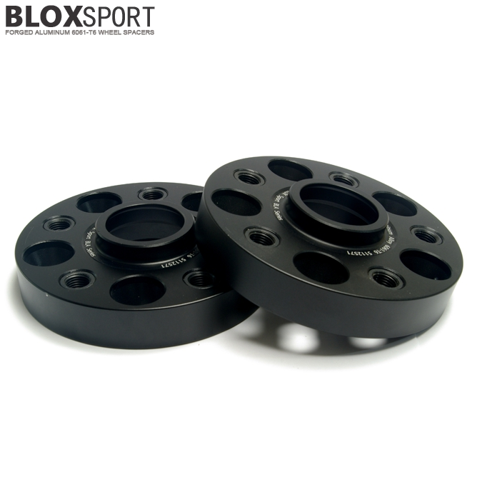 BLOXSPORT Forged 6061T6 5x100 CB57.1 to 5x112 Wheel Adapters